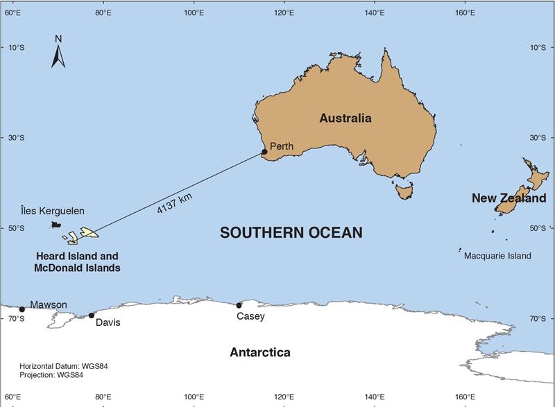 Map Hi Islands